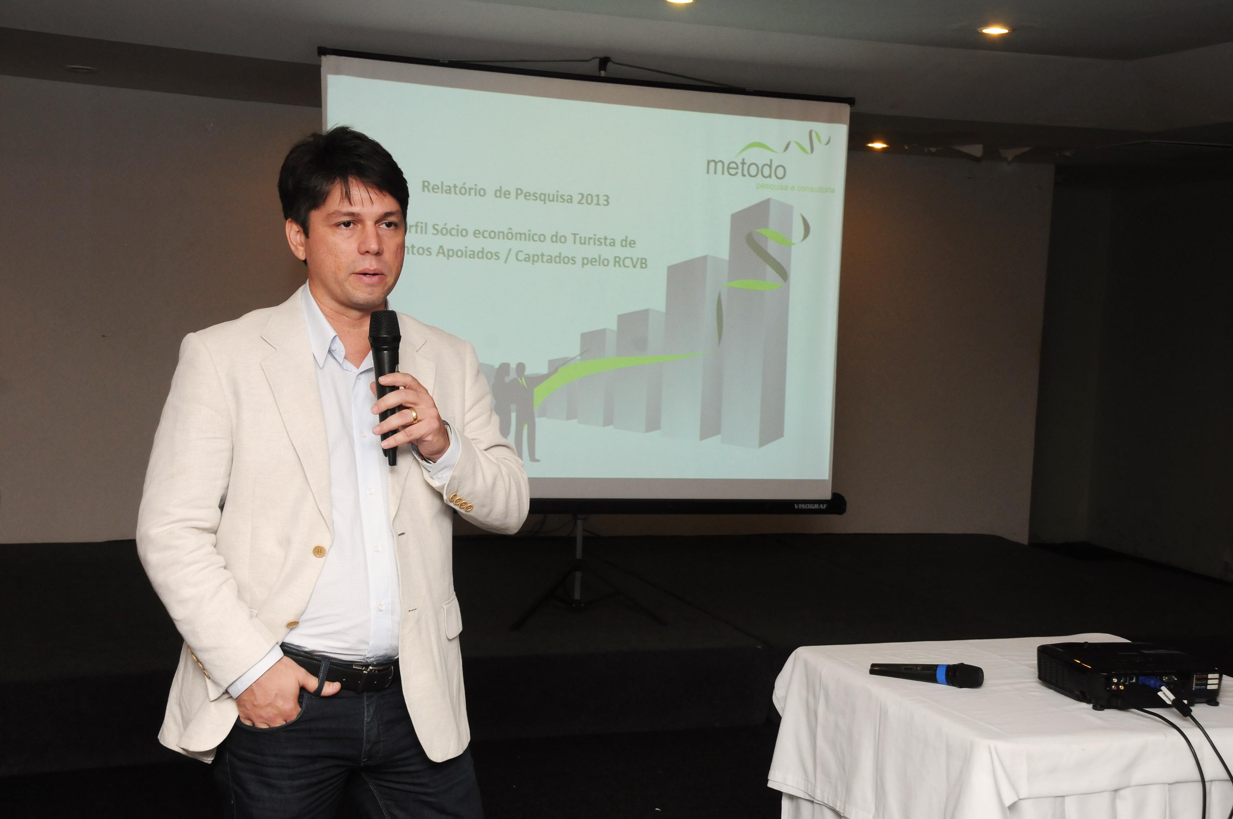 Recife convention visitors bureau divulga pesquisa sobre perfil