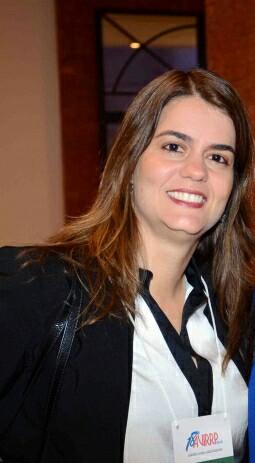 Ana Paula - secretária executiva de turismo e lazer do Recife
