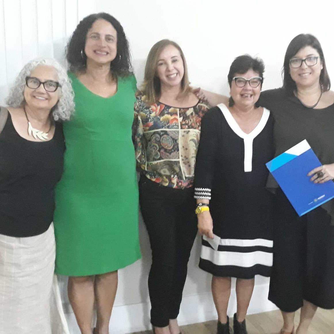 Andréa, Luciana Santos e e as Lucianas